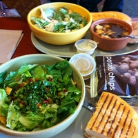 Photo taken at Panera Bread by Rob P. on 5/7/2012