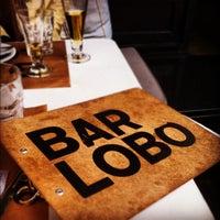 Снимок сделан в Bar Lobo пользователем Rafa L. 3/10/2012