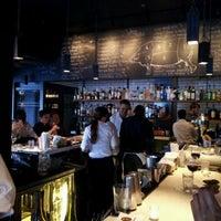 Photo taken at Barcelona Wine Bar Inman Park by John W. on 4/7/2012