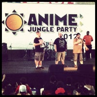 Photo taken at Anime Jungle Party by Themis L. on 4/14/2012