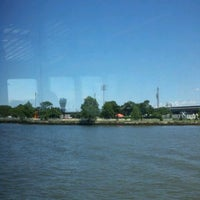 Photo taken at Randall's Island by Albert C. on 6/16/2012