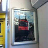 Photo taken at Bahnhof Winterthur Seen by Christoph K. on 3/16/2012