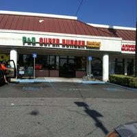 Photo taken at P&G Super Burger by iddybiddyladybug on 6/19/2012