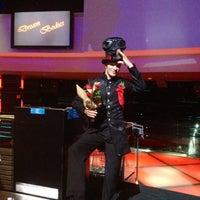 Das Foto wurde bei Arena Lounge von Marcela V. am 7/29/2012 aufgenommen