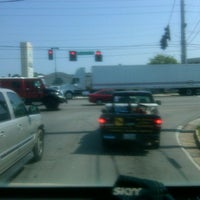 Photo taken at Berckmans Rd & Washington Rd by Brown Bag A. on 8/16/2012