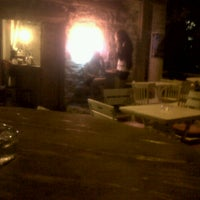 Photo taken at Pembe Kaval Bar by Ozlem T. on 9/2/2012