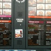 Photo taken at Dunkin Donuts by 💋TASHA💋 on 5/1/2012