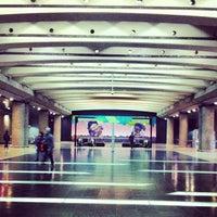 Photo taken at Metro Quinta Normal by Rodo on 8/11/2012