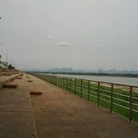 Photo taken at แม่น้ำโขง by ฟ้าลั่น ส. on 3/31/2012