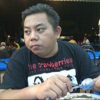 Photo taken at Bulat's Cafe by Megat M. on 4/13/2012