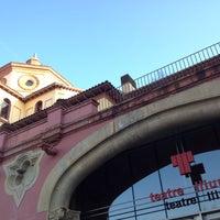 Photo taken at Teatre Lliure by Enric A. on 3/17/2012