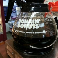 Photo taken at Dunkin Donuts by Todd H. on 8/22/2012