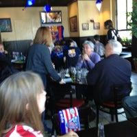 Photo taken at South Beach Cafe by Eneko K. on 5/25/2012