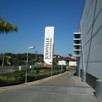 Foto tirada no(a) Joinville Garten Shopping por Thiago R. em 6/30/2012