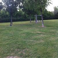 Photo taken at Ella & Friends (Deer Park) Dog Park by Alysha M. on 4/28/2012