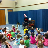 Photo taken at Ames Public Library by Sam S. on 8/30/2012