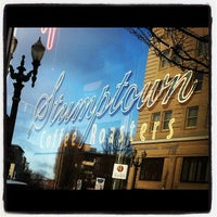 Photo taken at Stumptown Coffee Roasters by ROmary on 3/1/2012