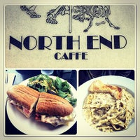 Photo taken at North End Caffe by Kevin A. on 7/3/2012