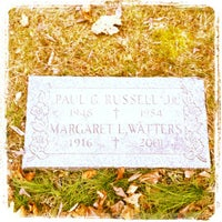 Photo taken at Bethel Cemetery by Kelly R. on 2/23/2012