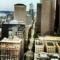 Photo taken at Smith Tower by Sam W. on 7/15/2012