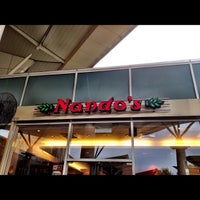 Photo taken at Nando's by Isyam F. on 8/12/2012
