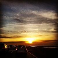 Photo taken at Mare Island Causeway Bridge by Clayton L. on 2/20/2012