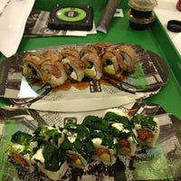 Photo taken at Sushi Roll by Merit S. on 5/9/2012