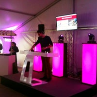 Photo taken at BDO Arnhem Kan by TMS Productions Creating Events & SKYFLY.nl driveinshow R. on 6/6/2012