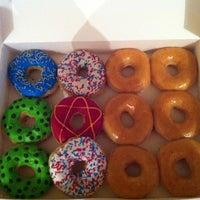 Photo taken at Krispy Kreme by Pepe C. on 5/3/2012