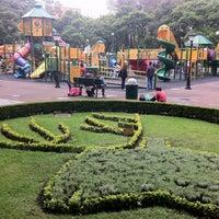 Photo taken at Parque de los Venados by Steph..🌸 on 7/14/2012