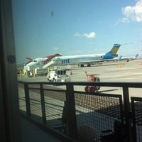 Photo taken at Phoenix-Mesa Gateway Airport (AZA) by Christopher W. on 8/9/2012