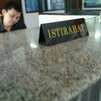 Photo taken at Kelurahan Meruya Selatan by Yanuar B. on 5/15/2012