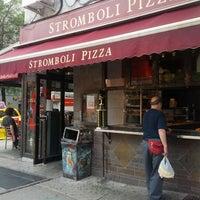 Photo taken at Stromboli Pizza by Brynne Z. on 5/30/2012