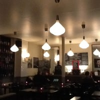 Photo taken at Café Parisien by America P. on 2/5/2012