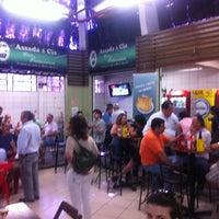 Photo taken at Mercado Municipal Shangri-lá by Manoel B. on 9/7/2012