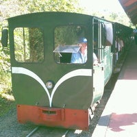 Foto tomada en Estación Cataratas [Tren Ecológico de la Selva] por Miss M. el 8/17/2012