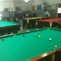Photo taken at Executivo Snooker Bar e Bilhar by Luiz C. on 2/25/2012