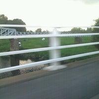 Photo taken at Dunham Toll Bridge by Dale W. on 8/19/2012