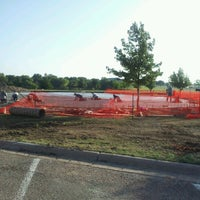 Photo taken at Splash Pad Nelson Park by Francisco P. on 7/13/2012