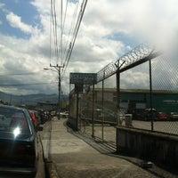 Photo taken at Lubricentro La Rotonda by Stefano B. on 3/24/2012
