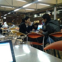 Photo taken at Cafeteria Central by Fernando J. on 4/10/2012