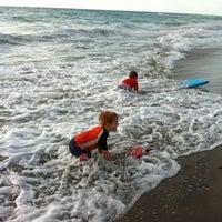 Photo taken at Dania Beach Pier by Sascha R. on 4/7/2012