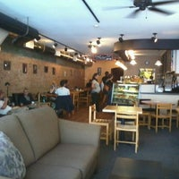 Photo taken at Blackbird Cafe by Aaron A. on 7/30/2012