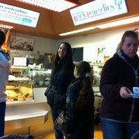 Photo taken at Hauslaufstrecke by Heiko F. on 3/3/2012