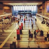 Photo taken at Tom Bradley International Terminal (TBIT) by Sir Chandler on 4/29/2012