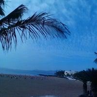 Photo taken at Avenida de las Playas by Carlos I. on 2/26/2012