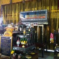 Photo taken at Wat Chong Kae by Wantz T. on 5/2/2012