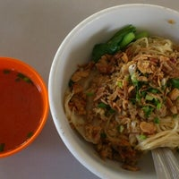 Photo taken at Mie Mapan by Bobby Stenly I. on 7/9/2012