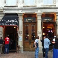 Photo taken at BD Riley's Irish Pub by Felipe A. on 3/14/2012