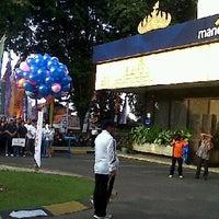 Photo taken at Bank Mandiri by Catur W. on 6/16/2012